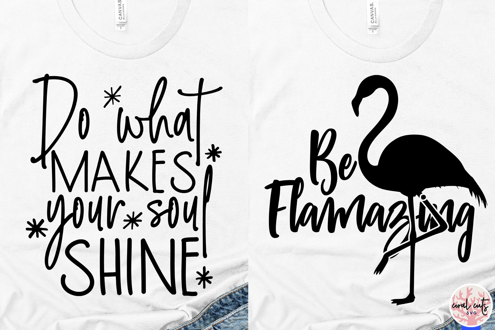 Inspiration Quote Bundle Svg Eps Dxf Png By Coralcuts