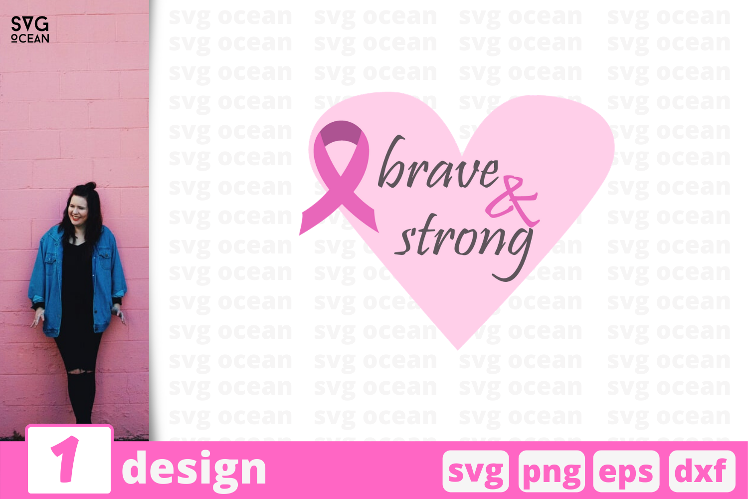 1 Brave And Strong Svg Bundle Quotes Cricut Svg By Svgocean