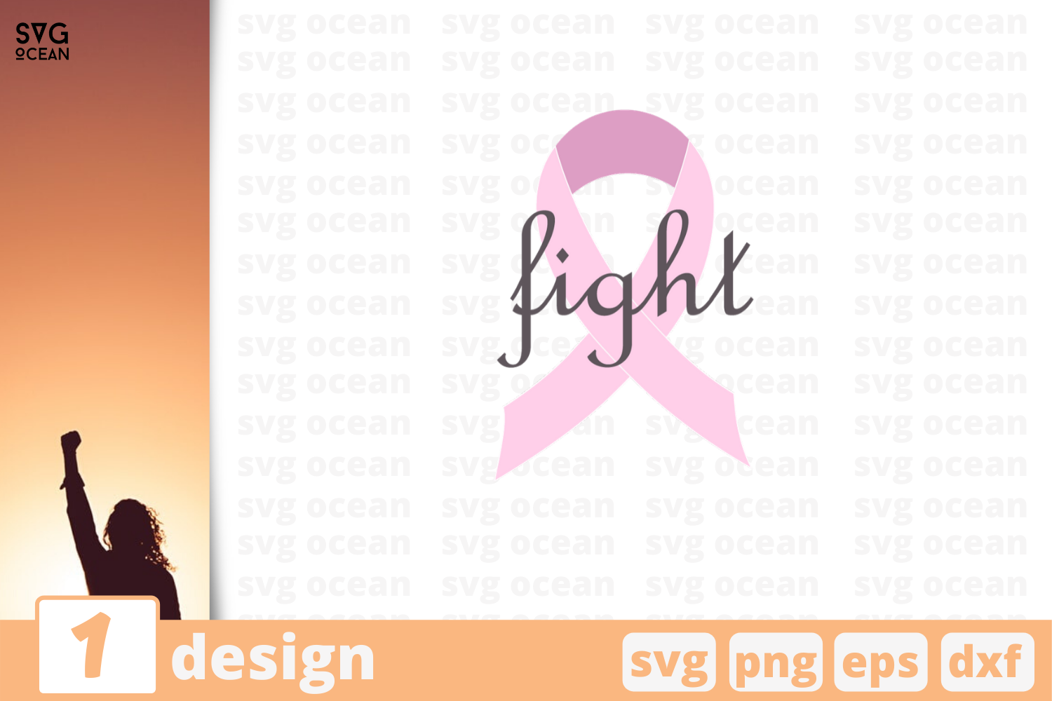 1 Fight Svg Bundle Quotes Cricut Svg By Svgocean Thehungryjpeg Com