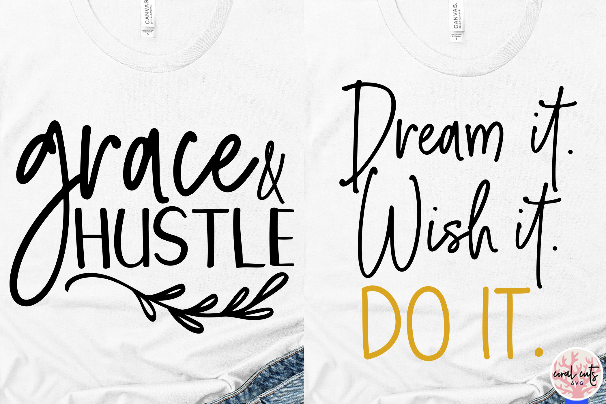 Inspirational Svg Bundle Quote Eps Dxf Png By Coralcuts