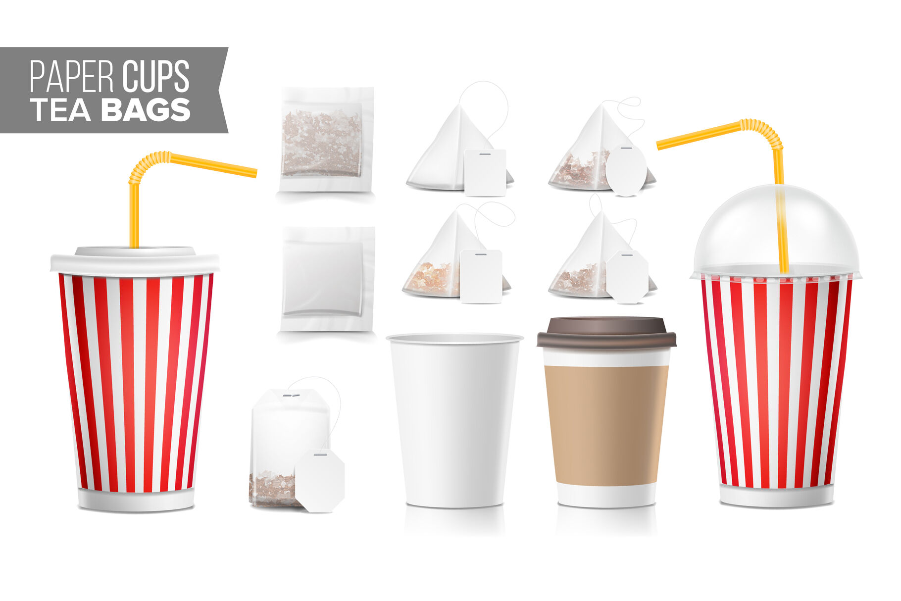 Download Glossy Plastic Soda Cup Mockup Yellowimages