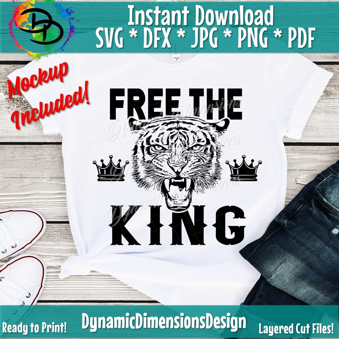 Free The King Svg Cricut Wild Animal Face Zoo Clipart Mascot