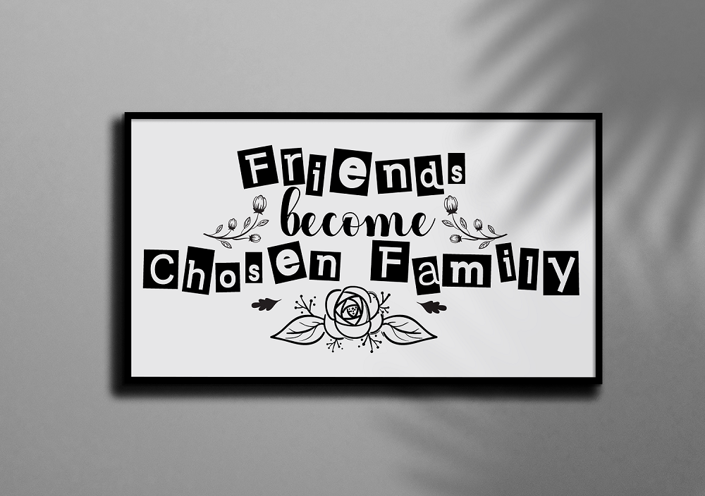 Family Quote Family Quotes Friends Become Choosen Family By
