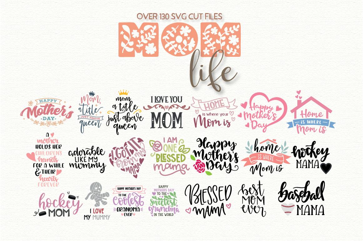 The Mom Life Svg Bundle By Lovesvg Thehungryjpeg Com