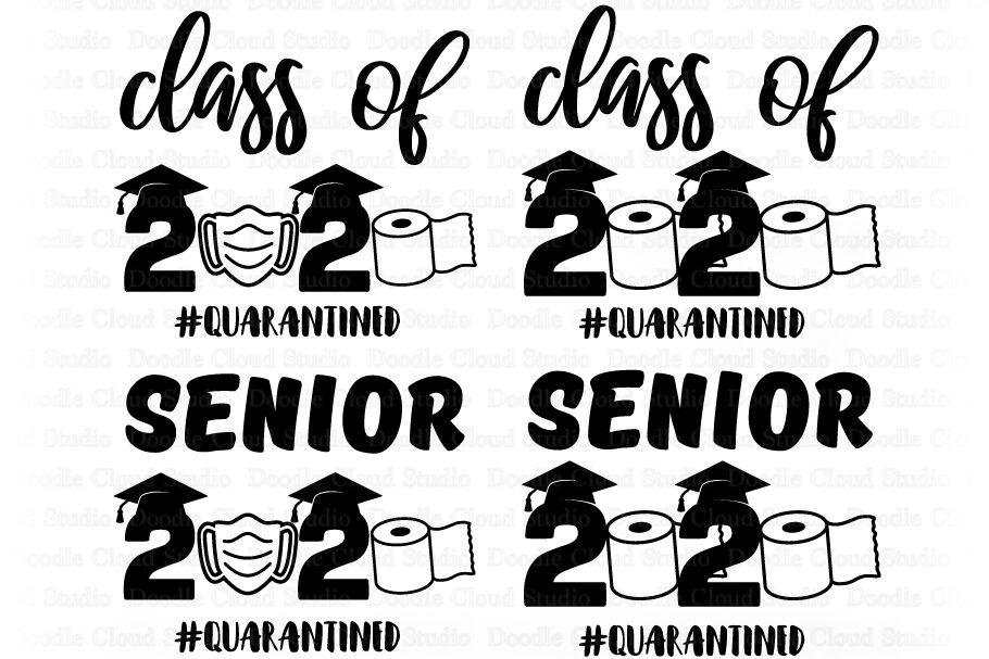 Senior 2020 Svg Class Of 2020 Svg Graduation Oilet Paper And