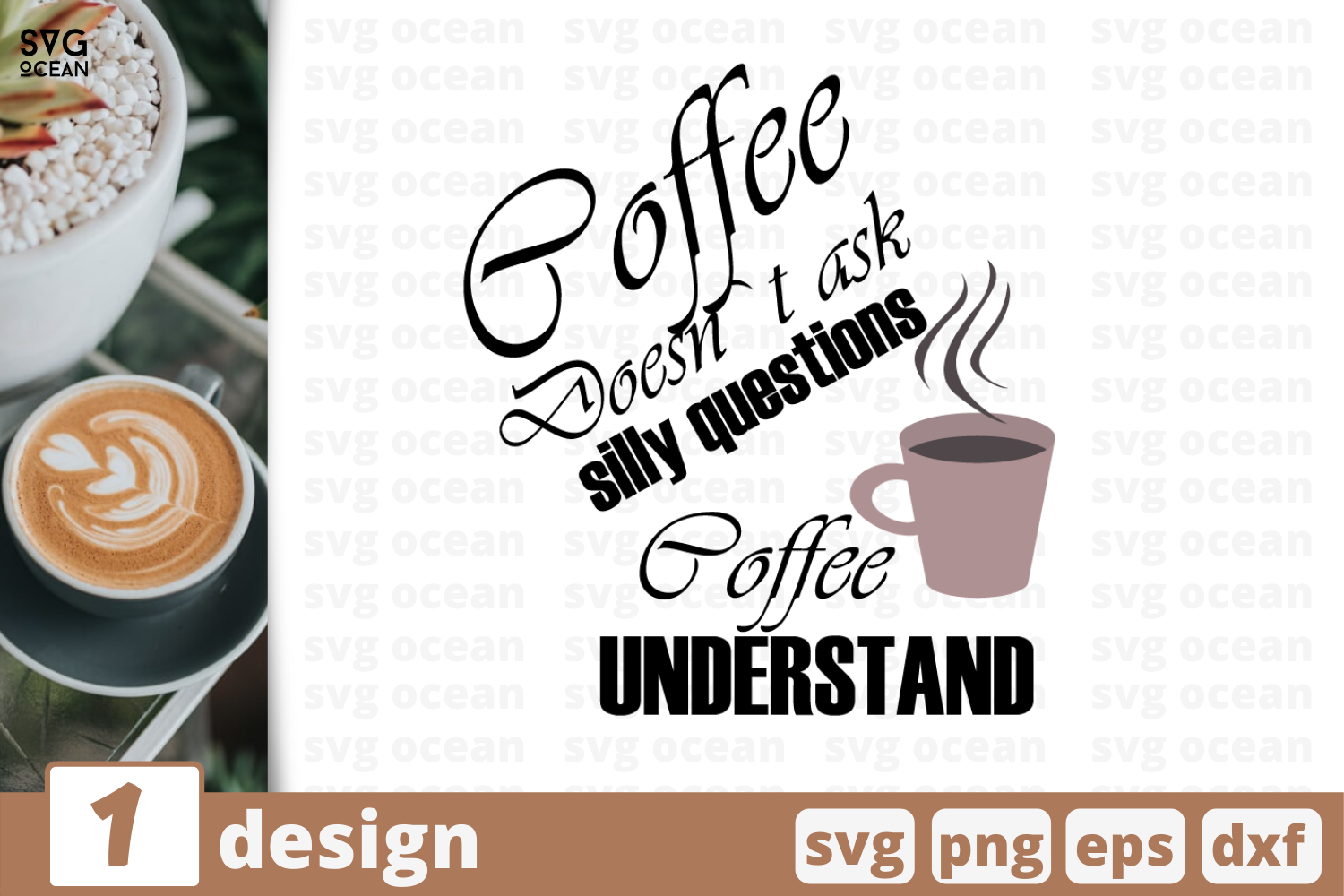 1 Coffee Understand Svg Bundle Quotes Cricut Svg By Svgocean