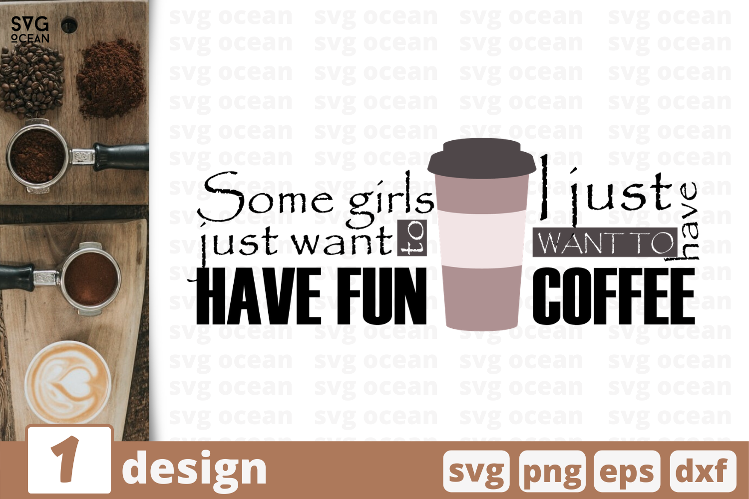 1 Have Fun Coffee Svg Bundle Quotes Cricut Svg By Svgocean