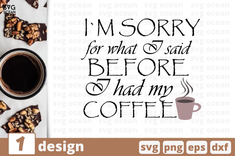 1 I Had My Coffee Svg Bundle Quotes Cricut Svg By Svgocean