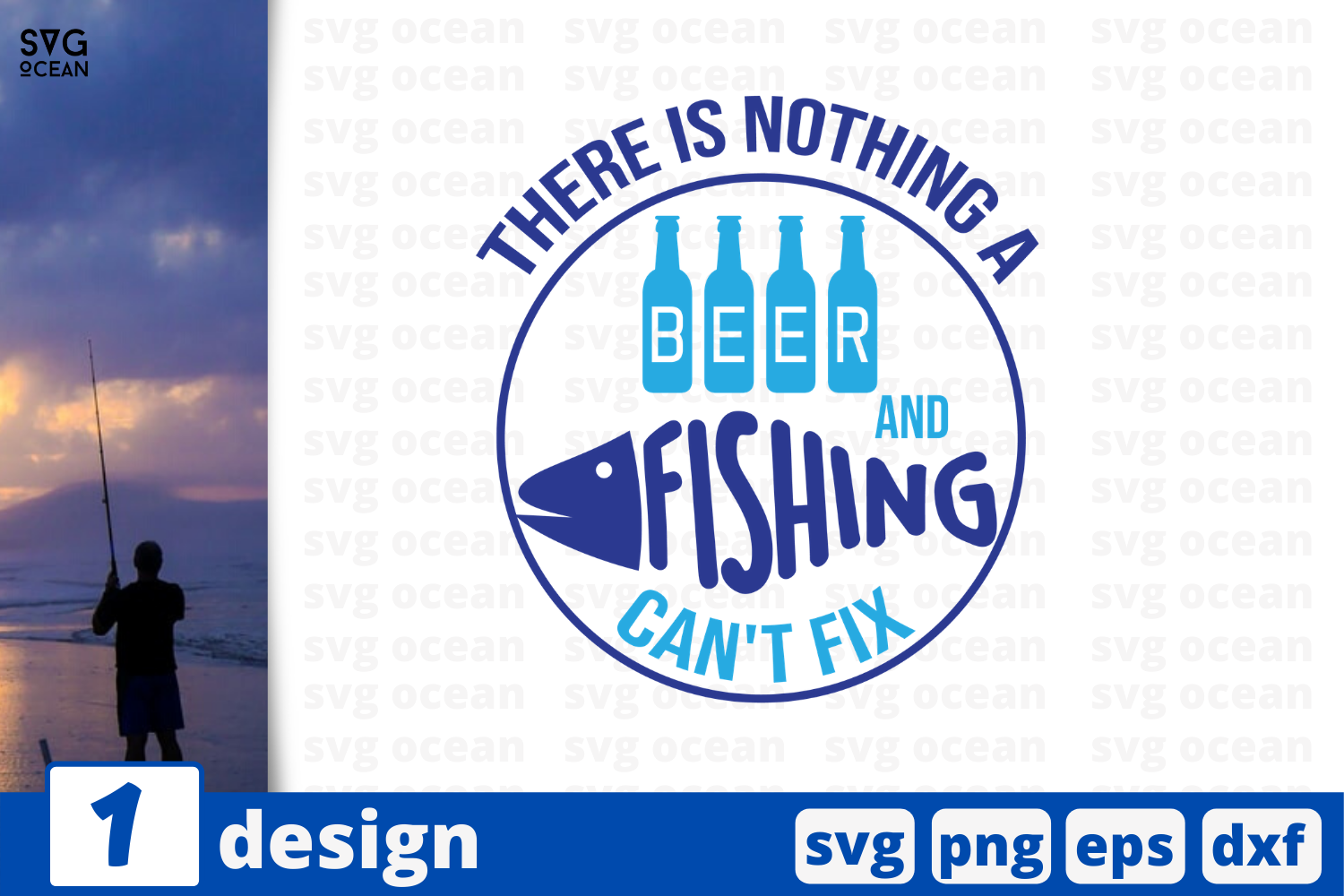 Download 1 There Is Nothing A Beer And Fishing Svg Bundle Quotes Cricut Svg By Svgocean Thehungryjpeg Com
