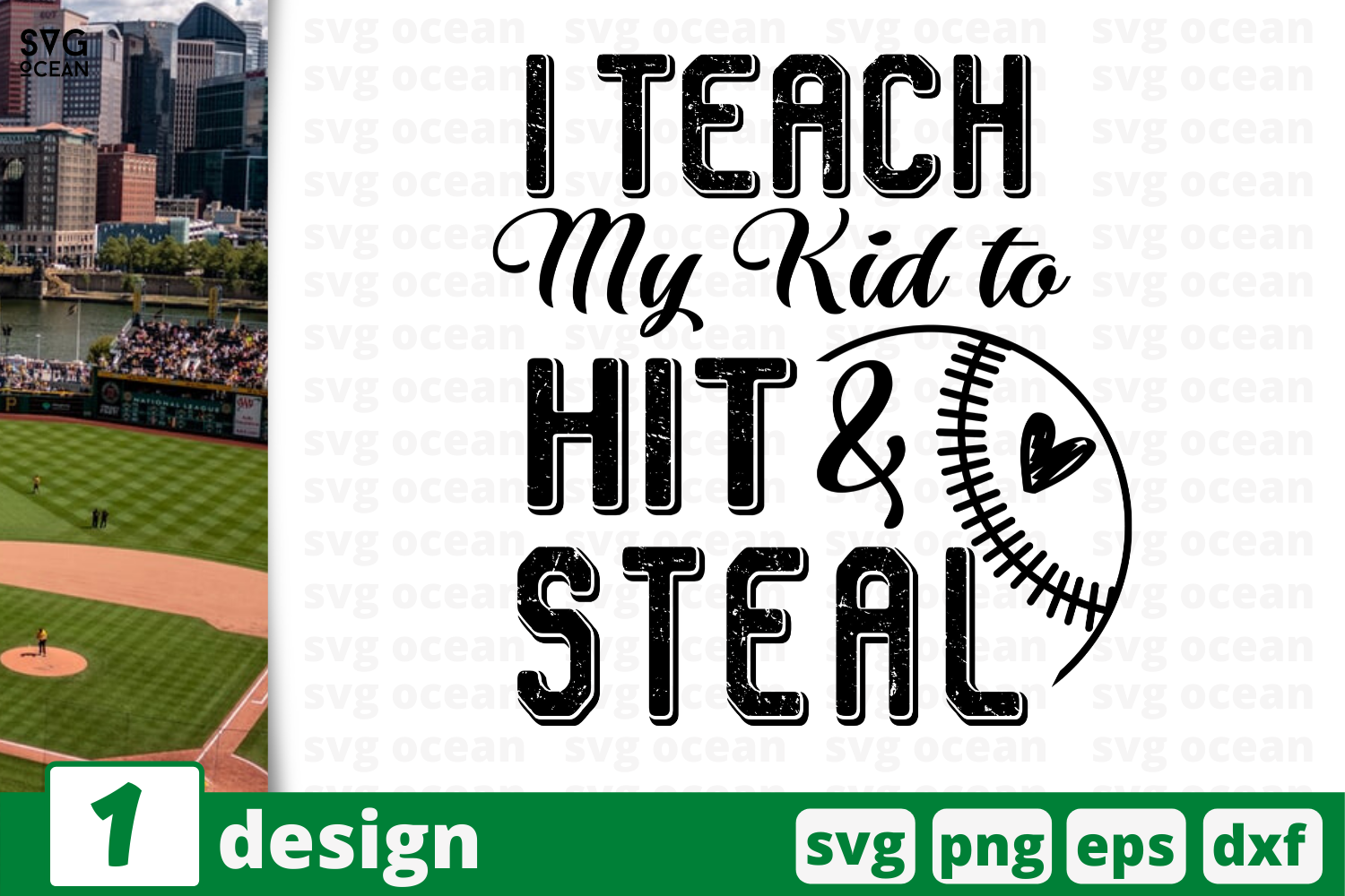 1 I Teach My Kid To Hit And Steal Svg Bundle Quotes Cricut Svg By Svgocean Thehungryjpeg Com