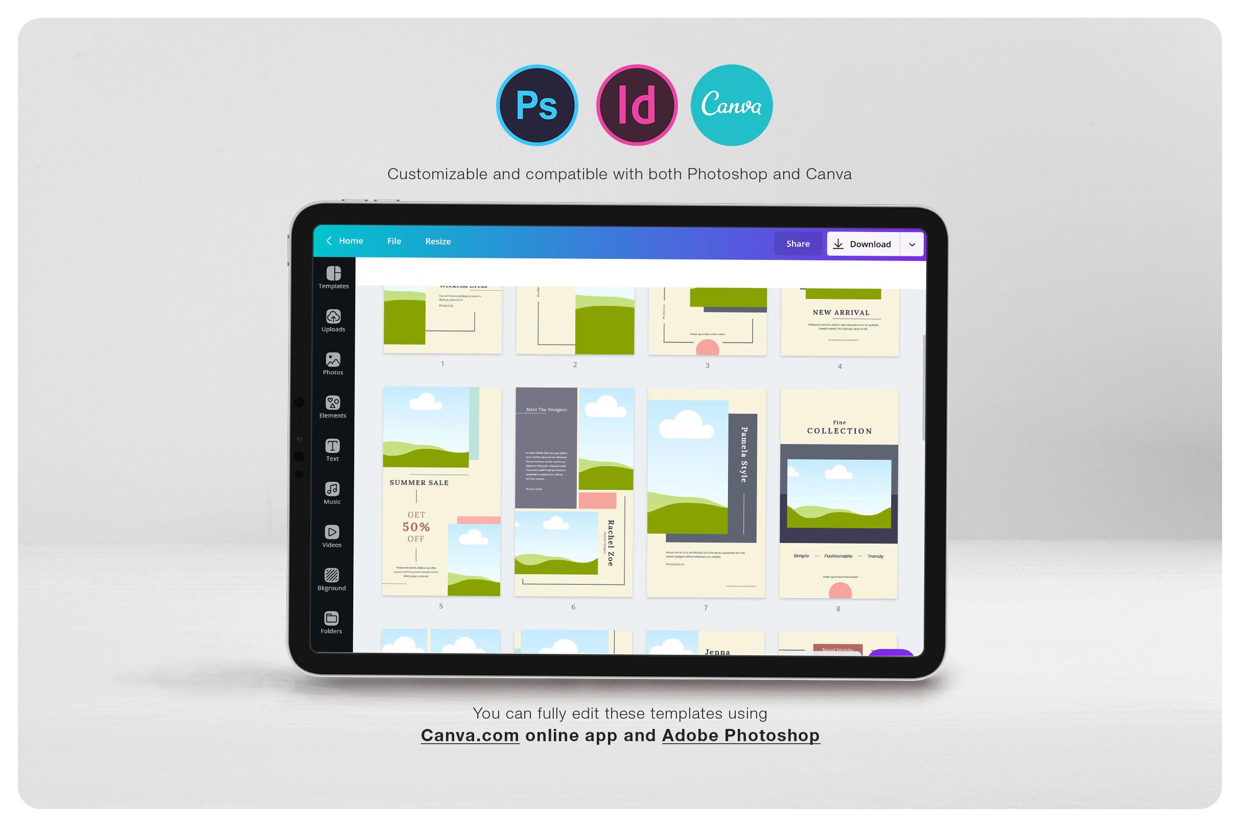 Ipad Iphone Imac Mockup Psd Template