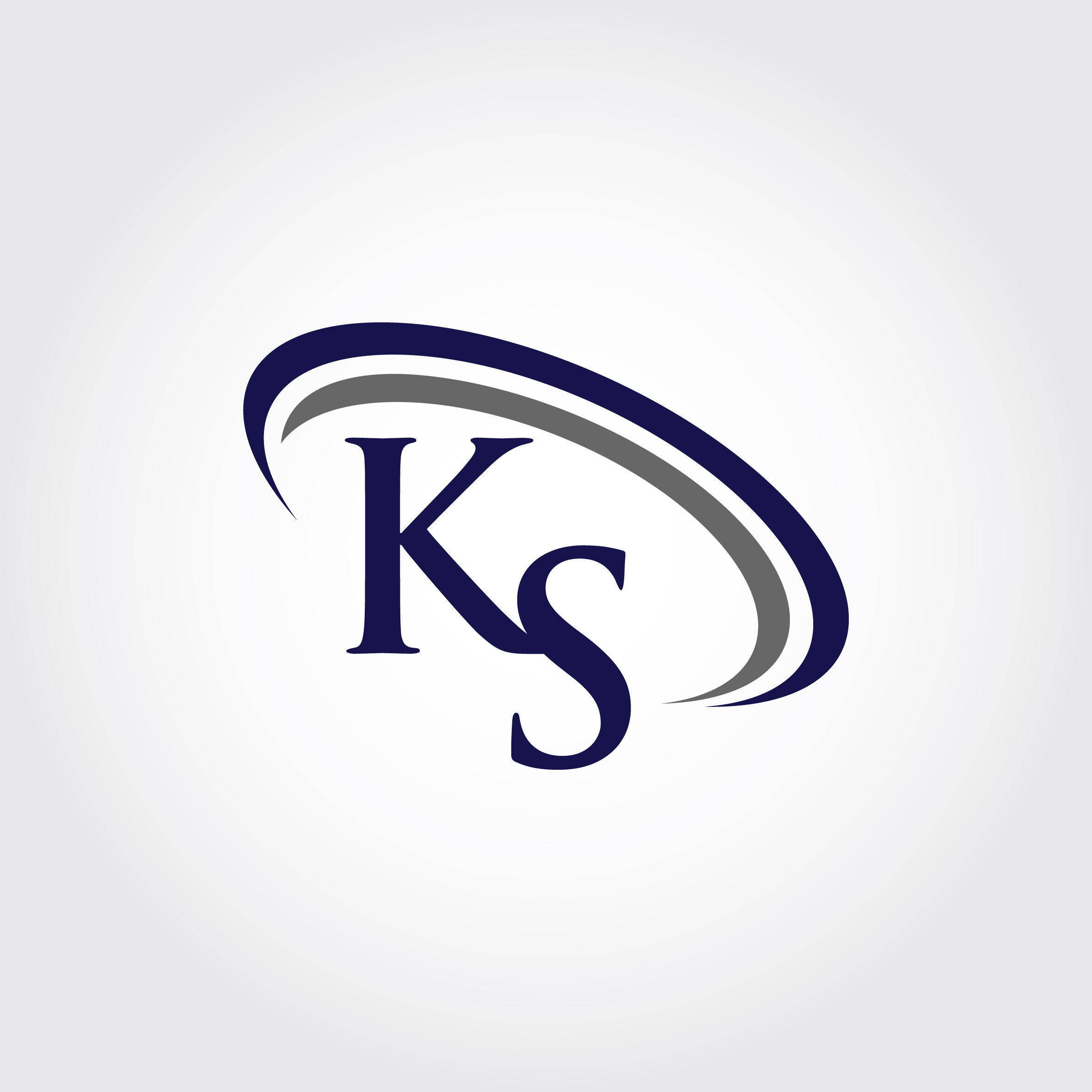 monogram ks logo design by vectorseller thehungryjpeg com monogram ks logo design by vectorseller