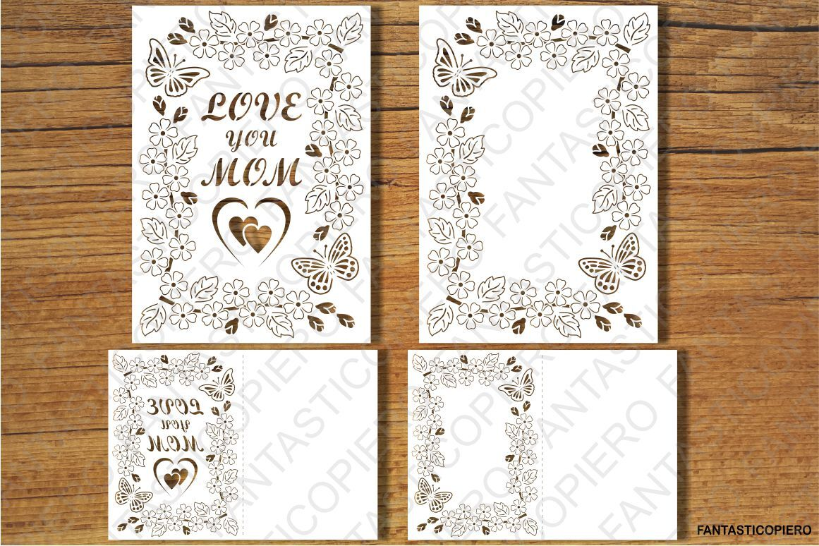 Free Send free mother's day ecards to your friends and family quickly and easily on crosscards.com. Pop Up Happy Birthday Love You Mom Happy Mother S Day Svg Files By Fantasticopiero Thehungryjpeg Com SVG, PNG, EPS, DXF File
