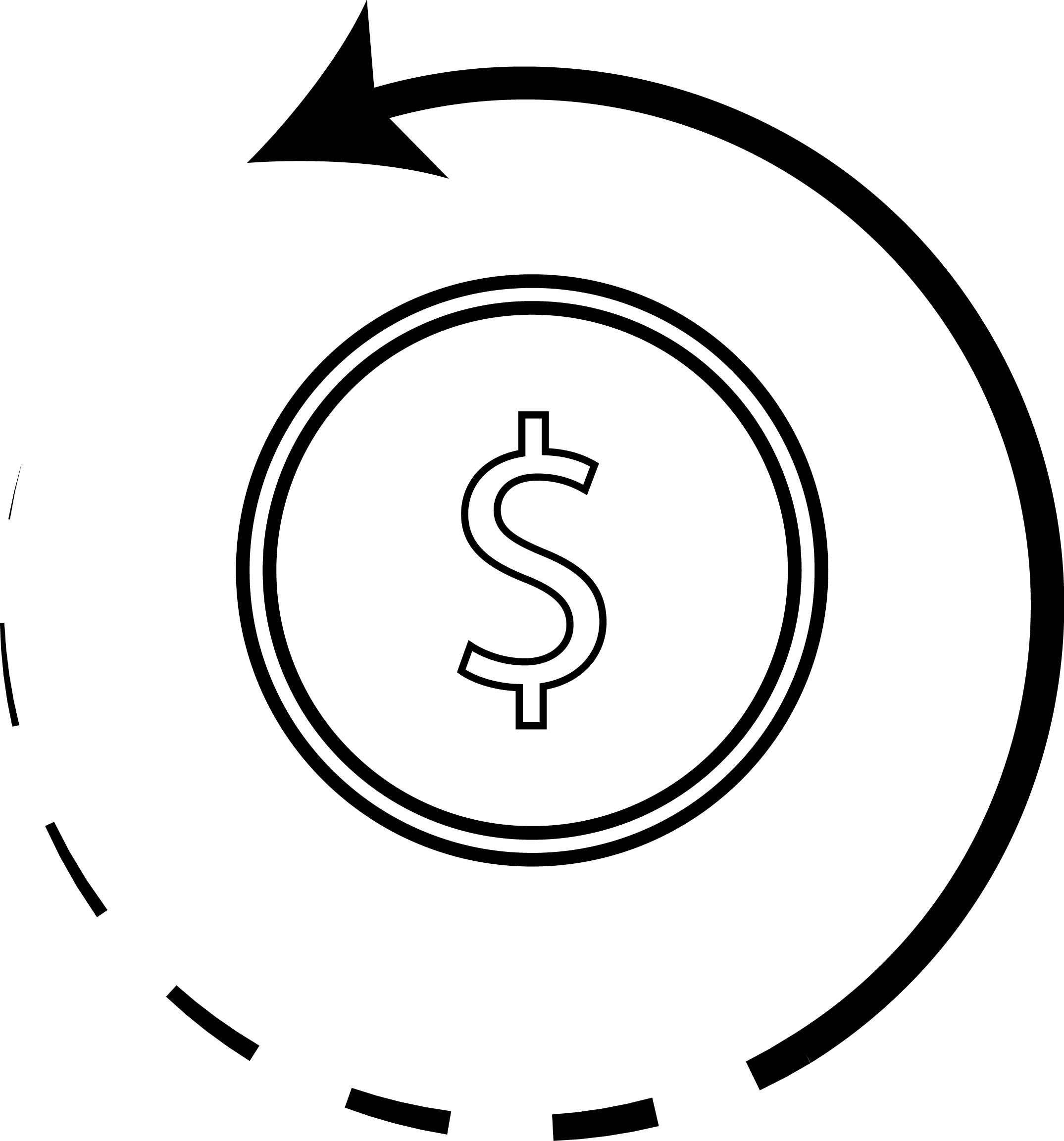 cashback icon with coin by 09910190 thehungryjpeg com cashback icon with coin by 09910190