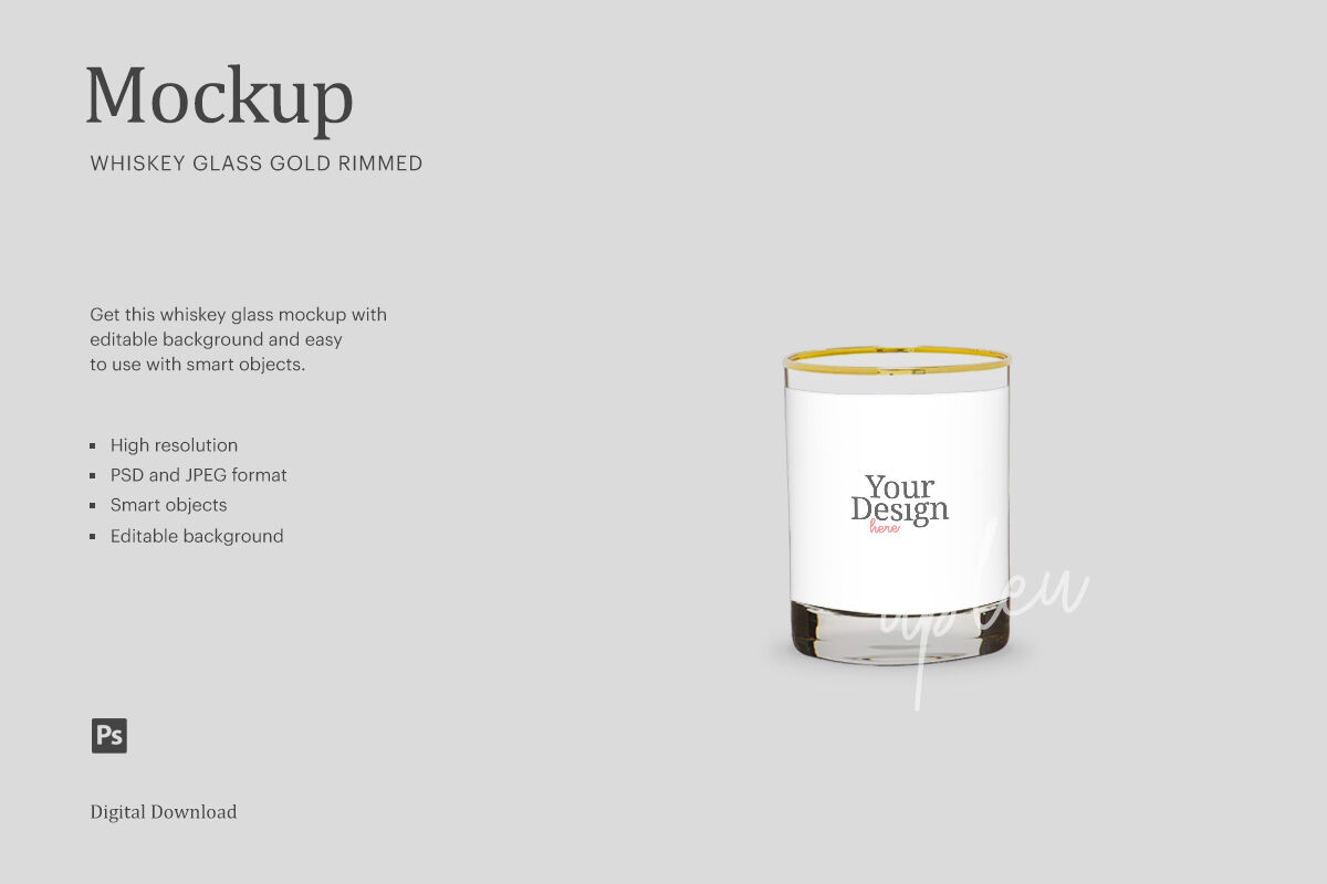 Download 3d Glass Mockup Psd Free Yellowimages