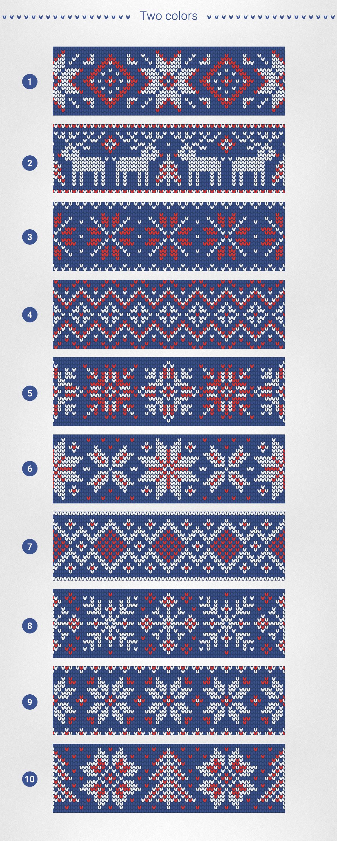 1000 Knitting Patterns Generator By Miu Miu ...