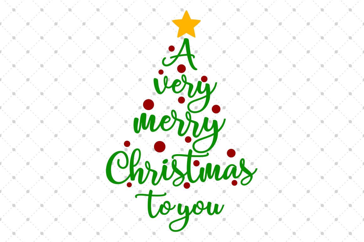 Christmas Tree Svg Files By Svg Cut Studio Thehungryjpeg Com