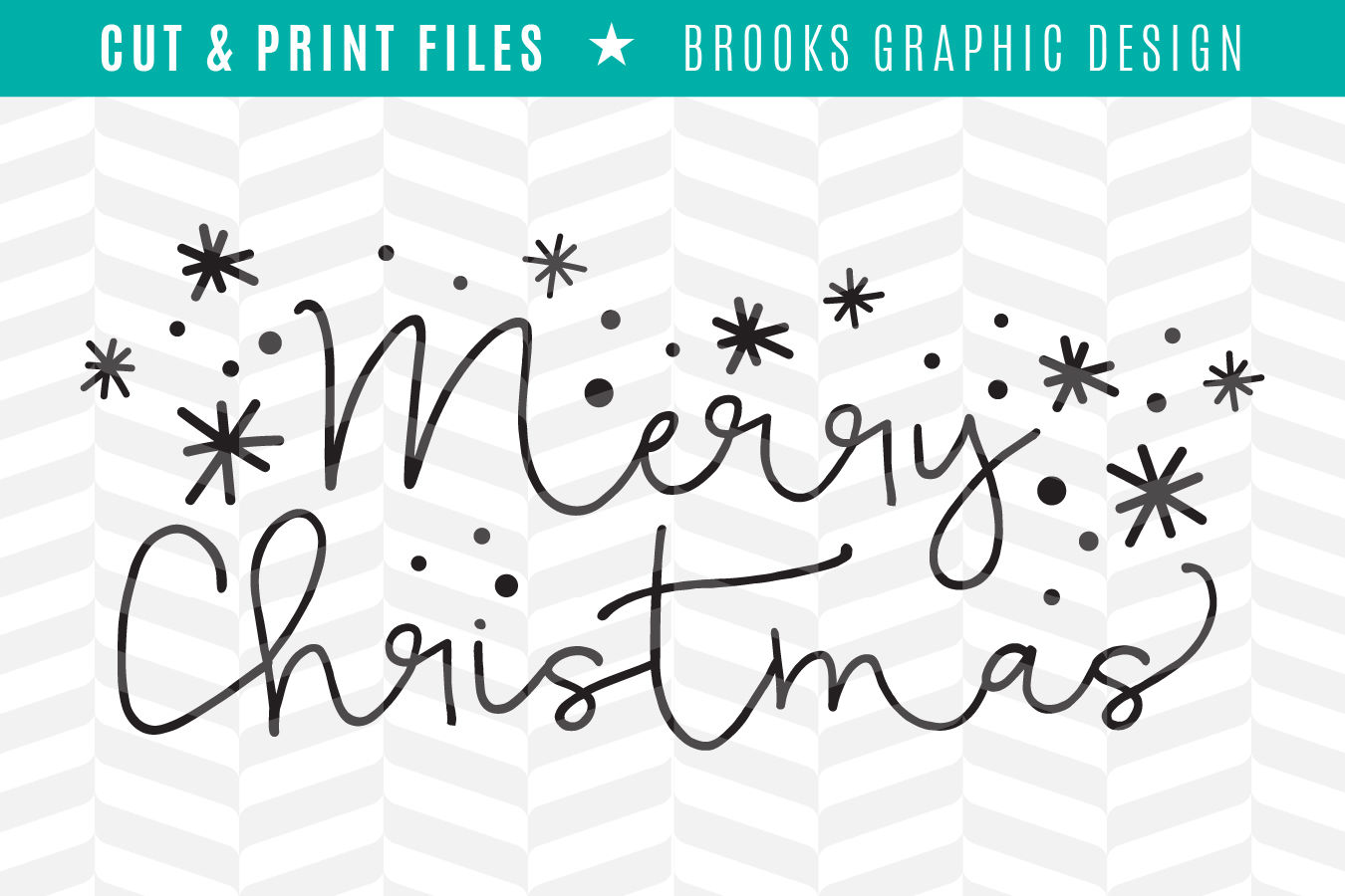 Merry Christmas Dxf Svg Png Pdf Cut Print Files By Simply