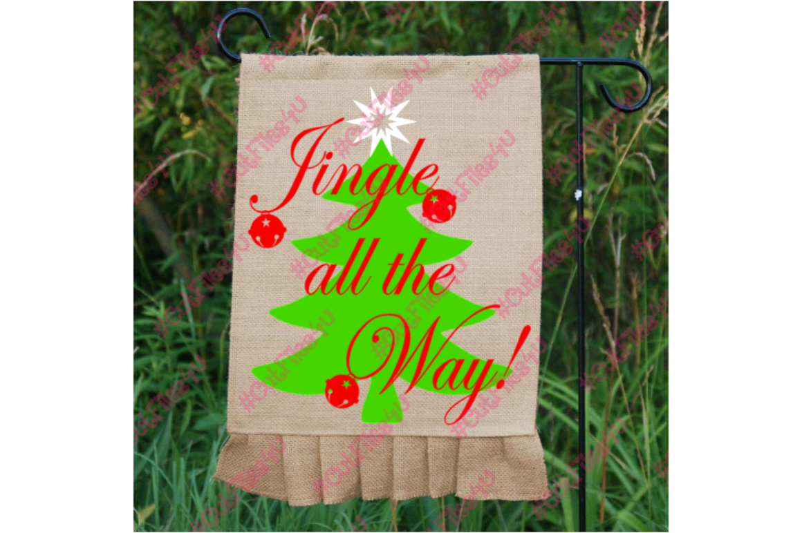 Jingle All The Way Svg Png Cut File Designs For Silhouette Cricut