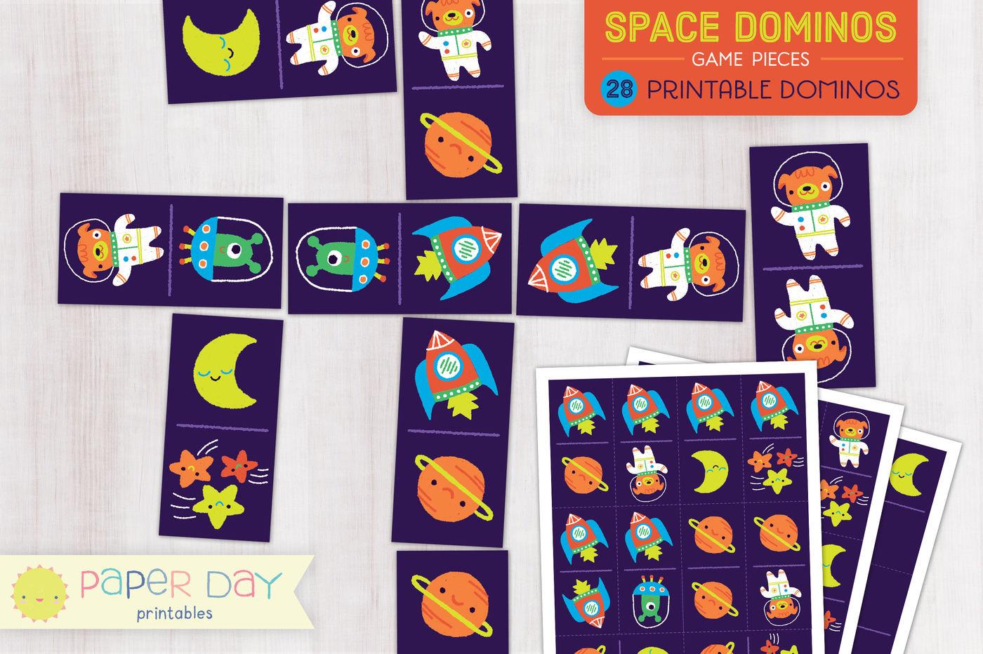 photograph regarding Printable Dominos named Printable Spot Dominos Recreation Through Paper Working day Printables