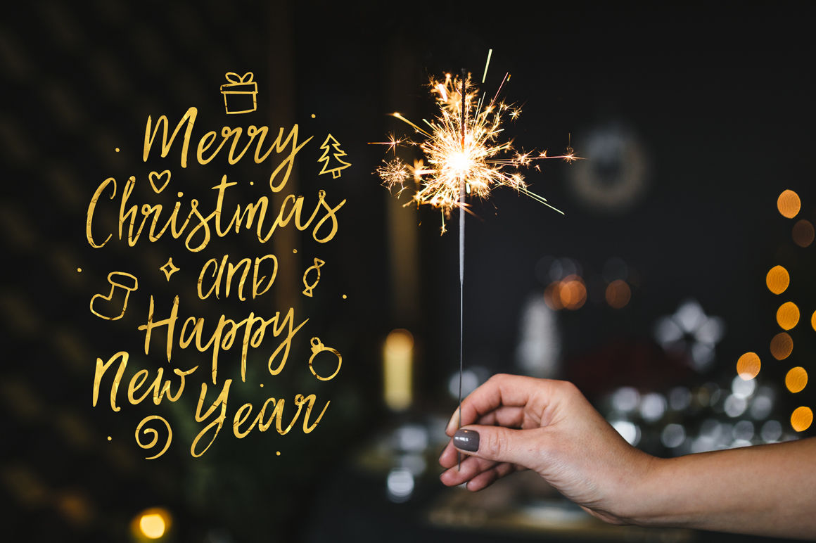 Best Christmas Font Bonus Updated By Eskimo Family