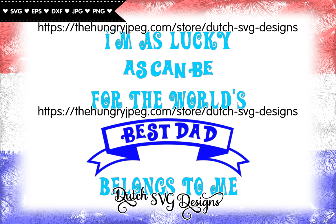 Text Cutting File Best Dad In Jpg Png Svg Eps Dxf Cricut