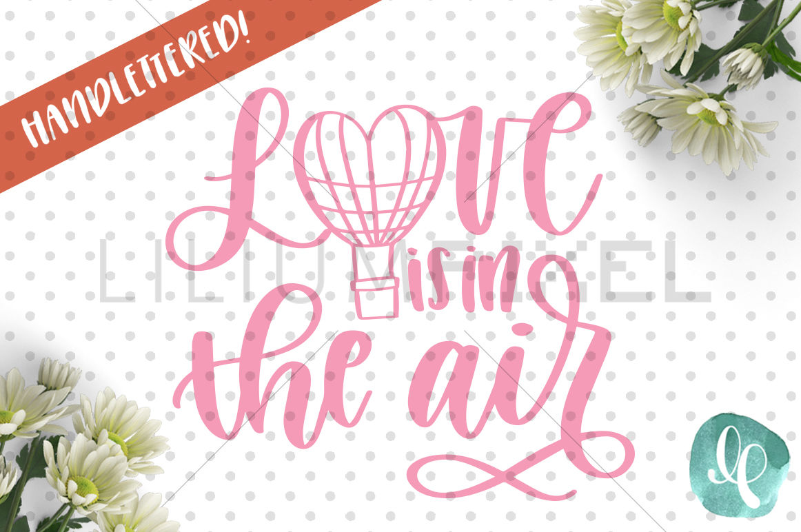 Download Love is in the Air / SVG PNG DXF By Lilium Pixel SVG ...