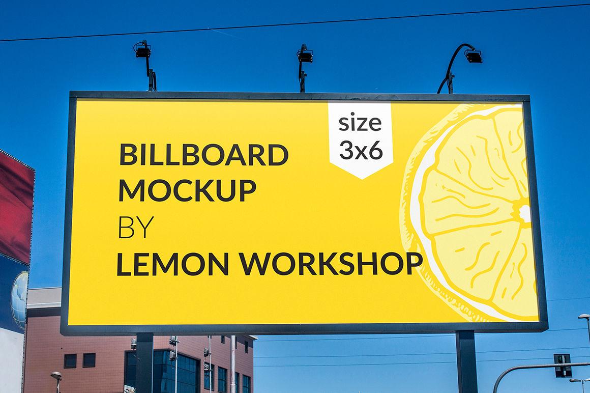 Pull Up Banner Mockup Psd Free