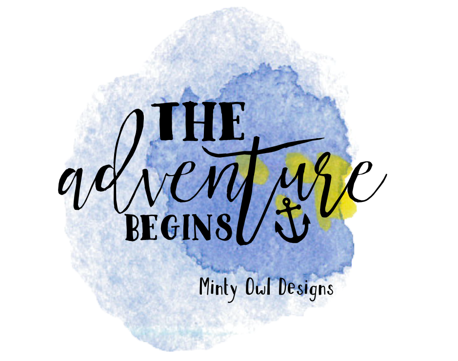The Adventure Begins Svg Cut File By Minty Owl Designs Thehungryjpeg Com