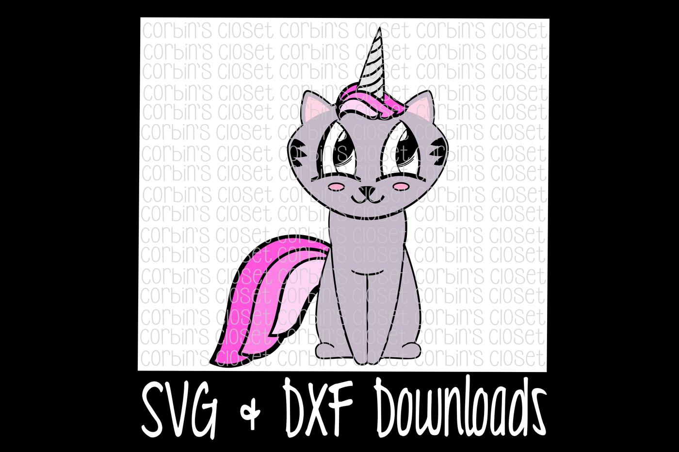 Unicorn Svg Unikitty Unicorn Kitty Cut File By Corbins Svg
