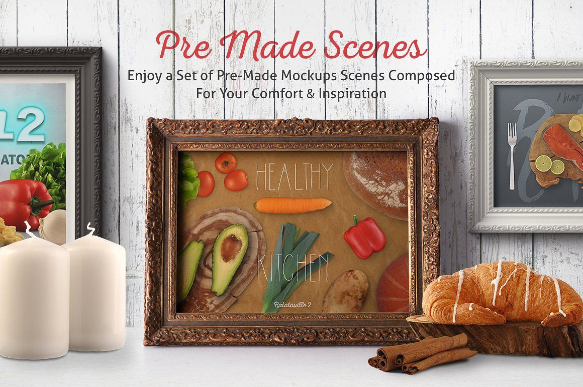 Download Paprika Cheese Mockup Yellowimages