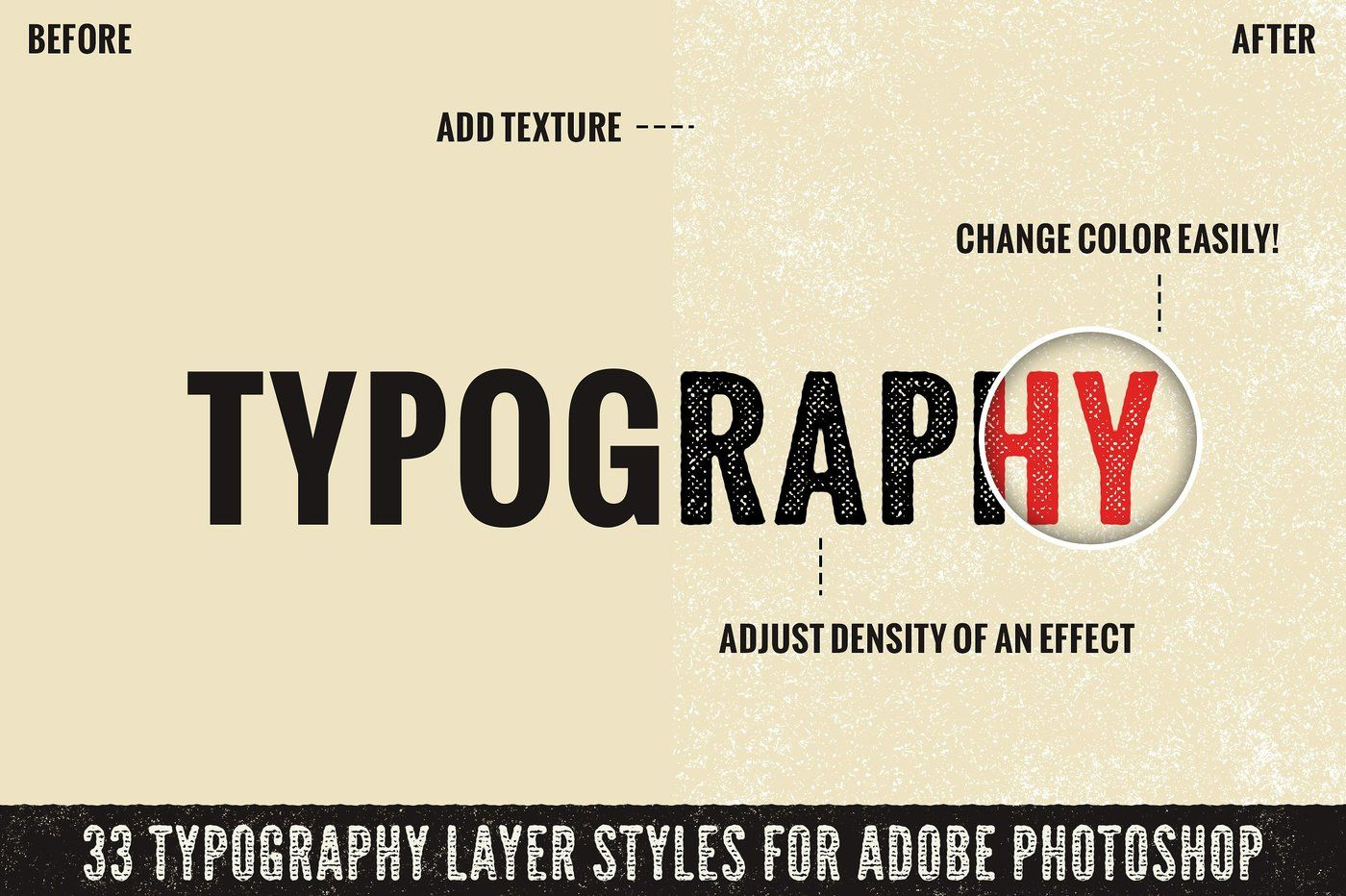 Download Typography Psd Mockup Yellowimages