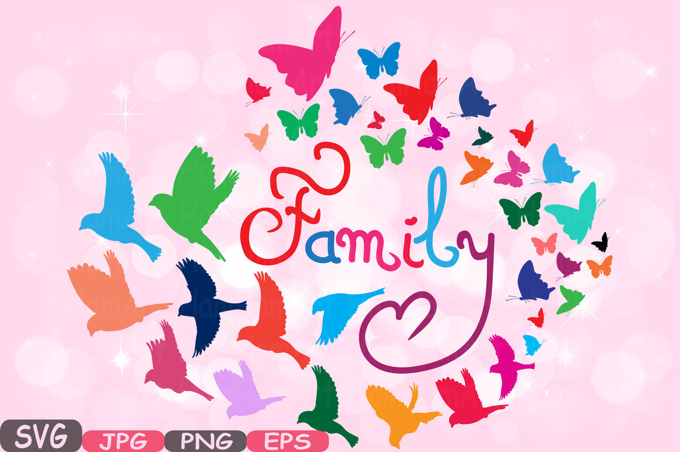 Image result for picture of butterfly family