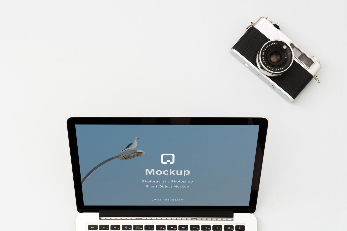 Download Psd Laptop Mockup Yellowimages