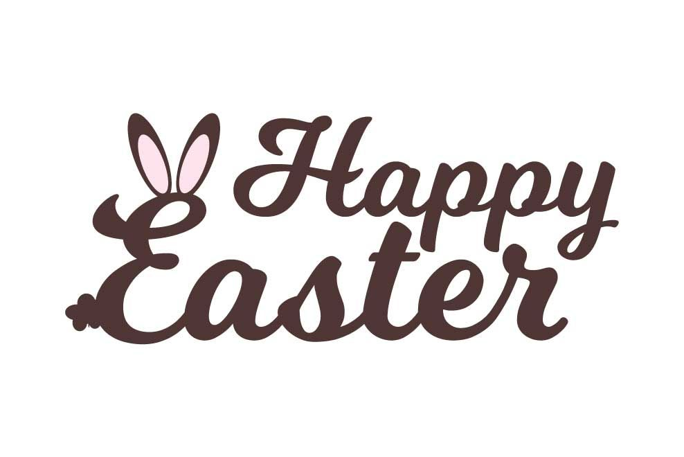 Happy Easter Svg By V Studio Thehungryjpeg Com