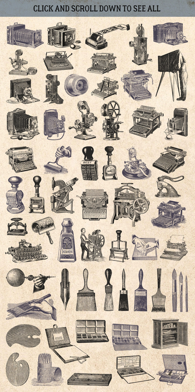 85 Off Vintage Bundle 2105 In 1 By Brigantine Designs