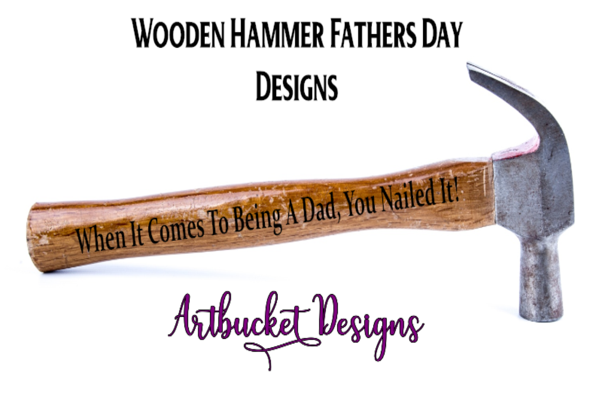 Free Free icons of hammer in various ui design styles for web, mobile, and graphic design projects. Fathers Day Hammer Design Pack 20 Total Designs By Artbucket Designs Thehungryjpeg Com SVG, PNG, EPS, DXF File