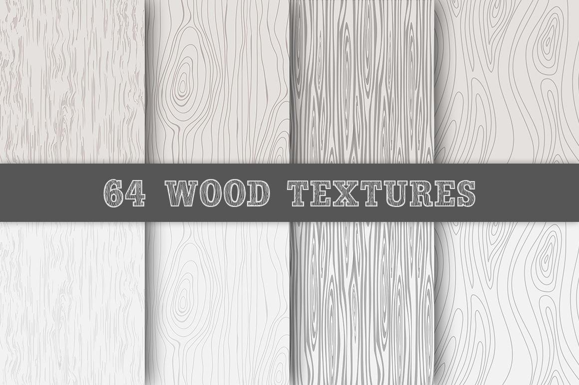 64 Wood Grain Vector Textures Bundle By Draw Wing Zen Thehungryjpeg Com