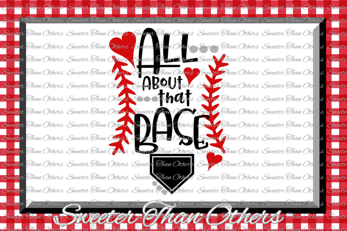 Baseball Svg Love Softball Htv Shirt Design Vinyl Svg And