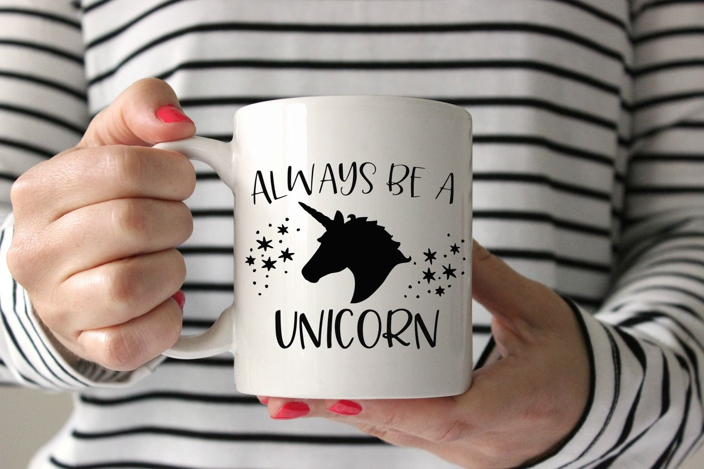 Always Be A Unicorn Svg Dxf Eps Png Cut File Cricut Silhouette