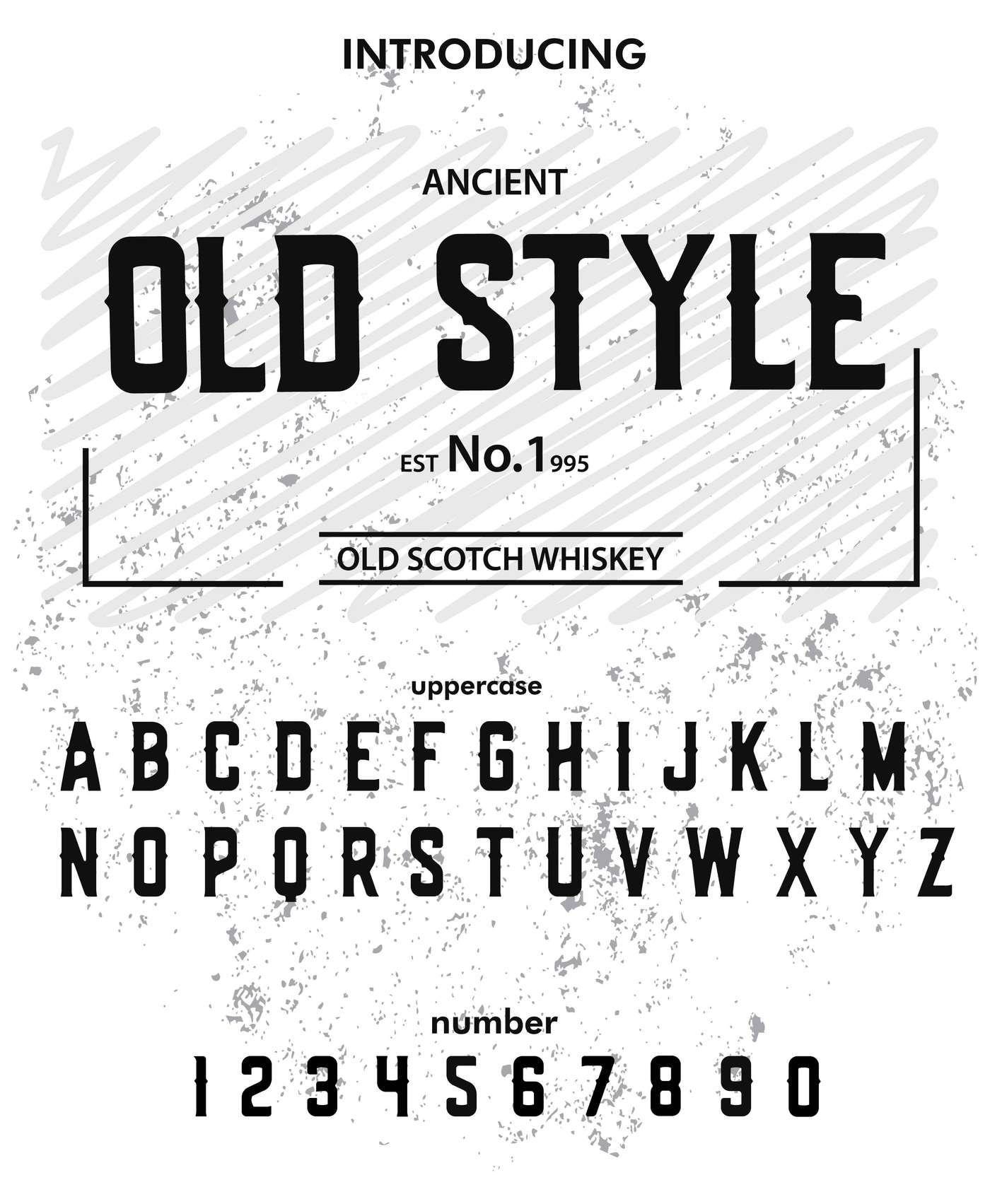 Font Typeface  Script  Old Style - Old Style script font Typeface
