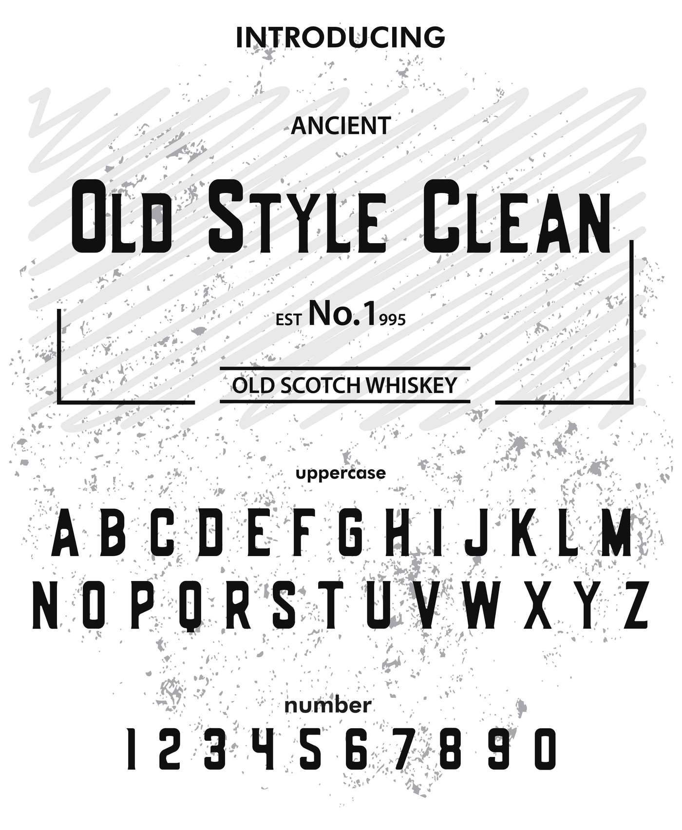 Font Typeface  Script  Old Style Clean - Old Style Clean script font