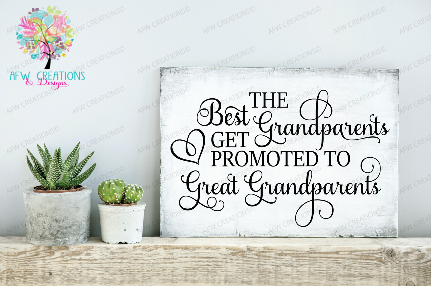 Best Grandparents Get Promoted Svg Dxf Eps Cut Files By Afw