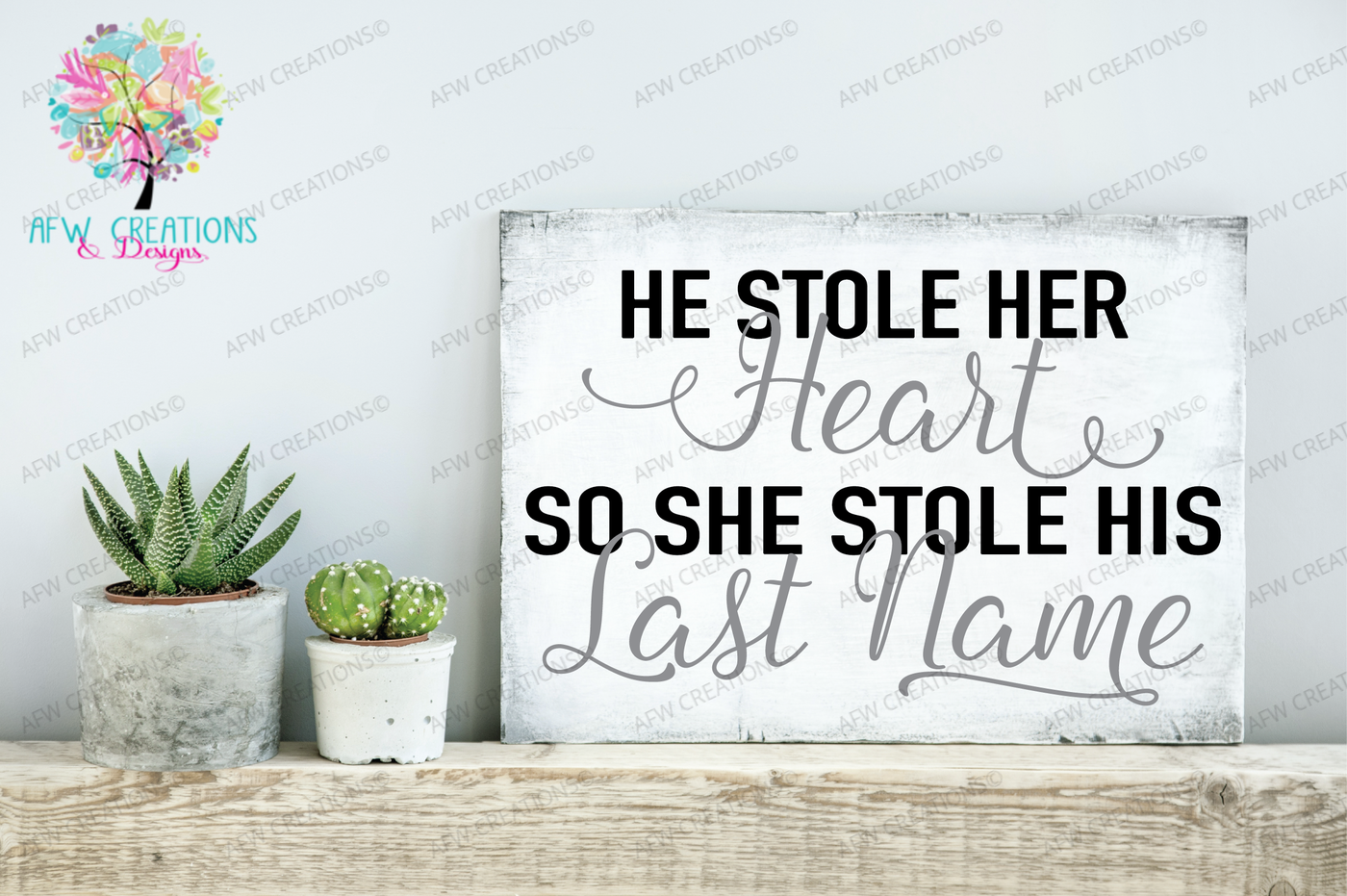 He Stole Her Heart Svg Dxf Eps Cut Files By Afw Designs