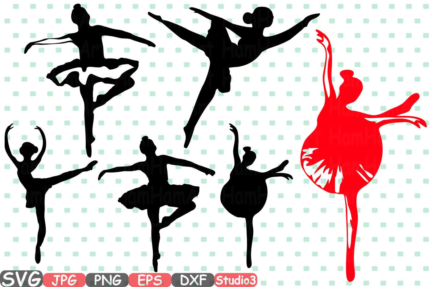 photo relating to Printable Ballerina Silhouette called Ballet Ballerina Silhouette SVG Slicing Information Electronic Clip