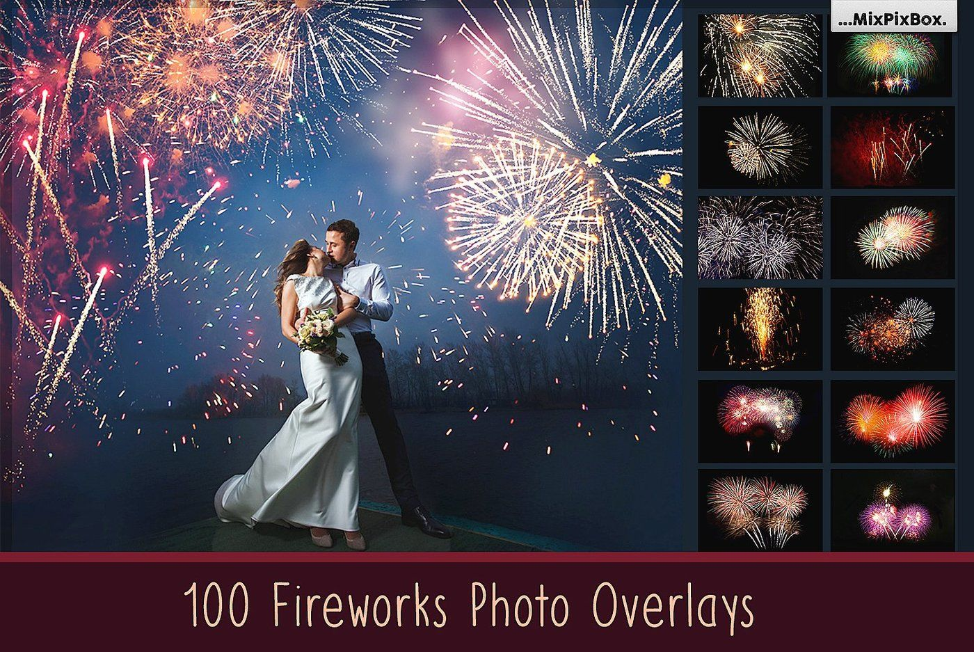 2000 photo overlays pack free download