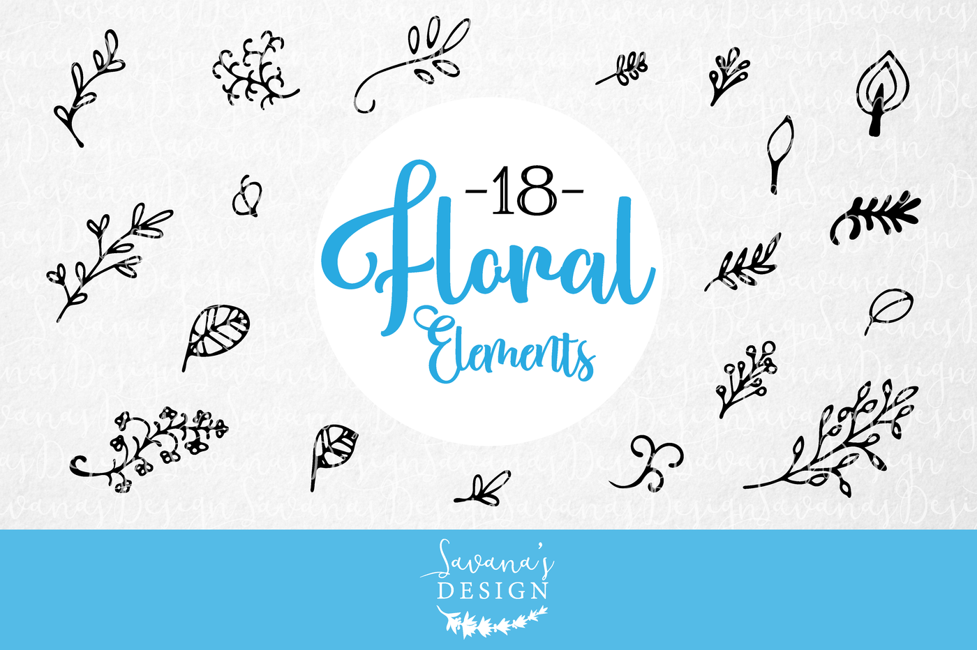 Svg Element Bundle Svg Swirls Swirls Svg Svg Borders Doodles