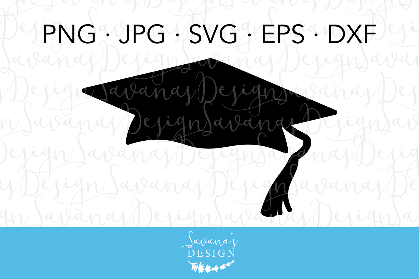 Graduation Cap Svg By Savanasdesign Thehungryjpeg Com