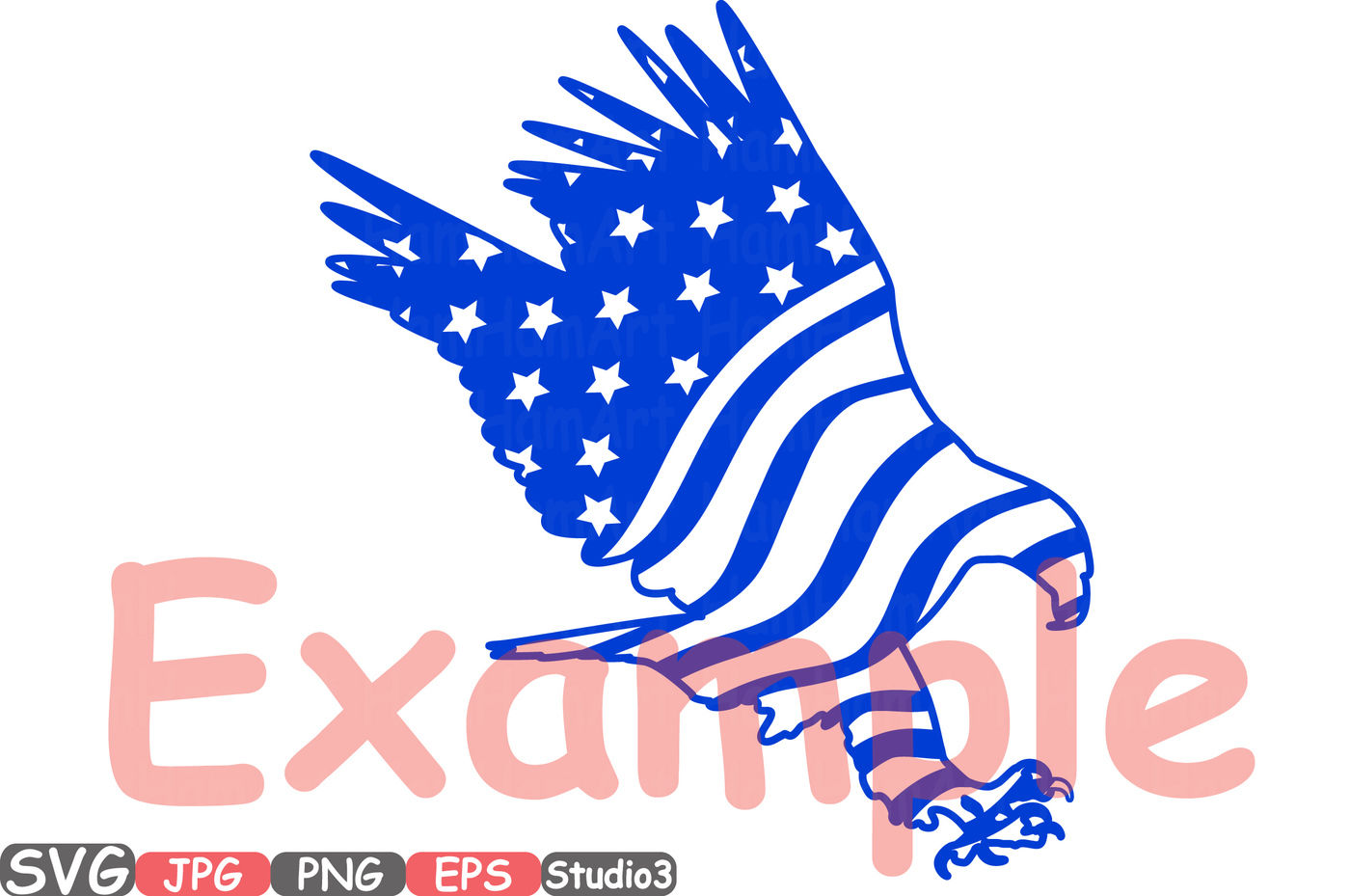 American Flag Svg Eagle Usa Eagles File Independence Day 4th Of