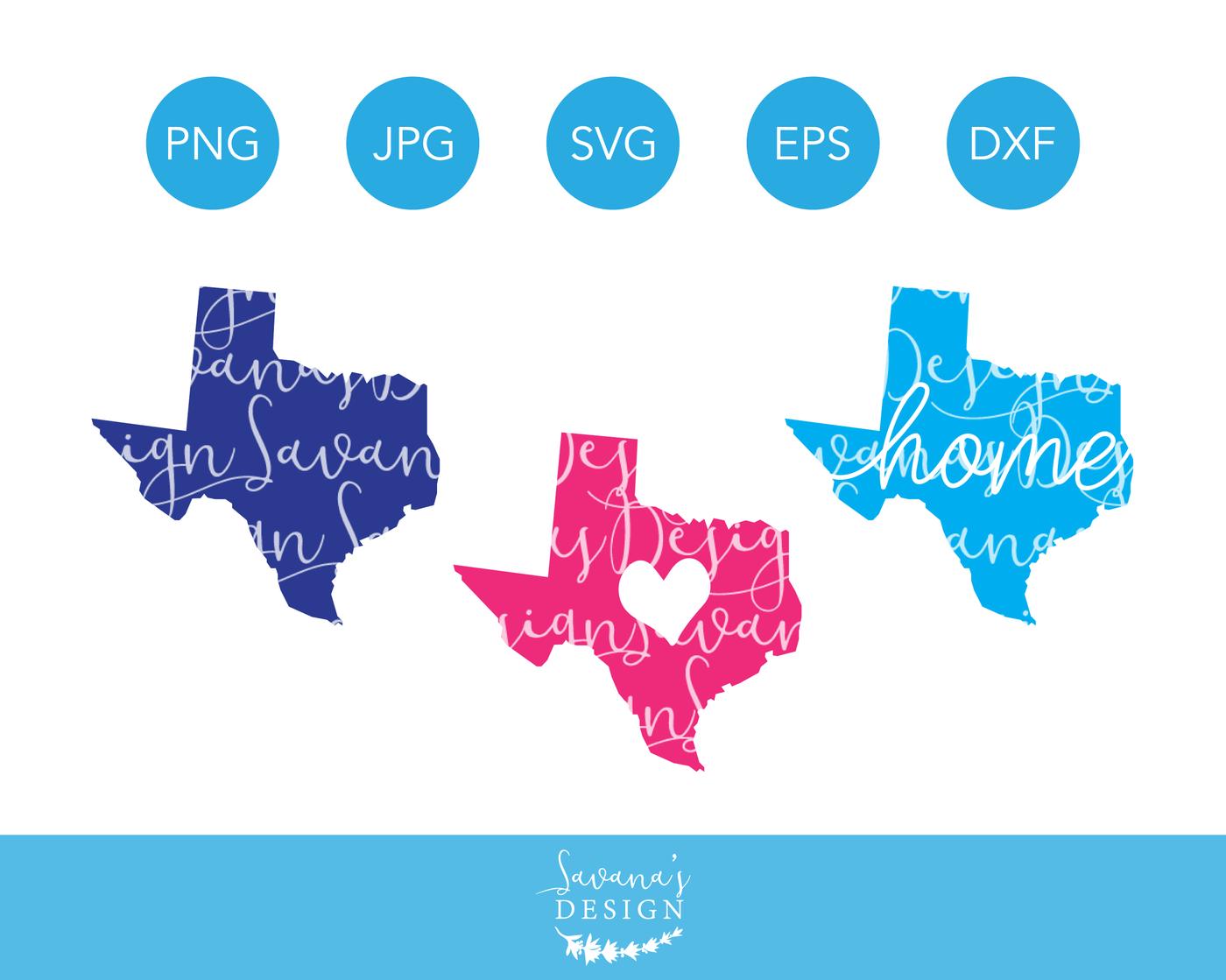 Texas Svg Texas Home Svg Texas Dxf Texas Cut File Texas Svg